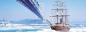 ジョイポート うず潮観測船